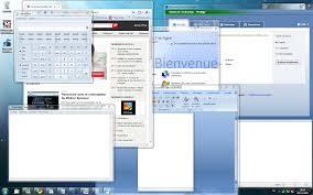performance du bureau pour windows aero les nouveautés aero de windows 7