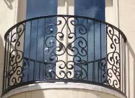 decorative wrought iron balcony railings iron blog