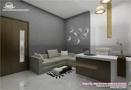 Office Interior Designers In Cochin Black And White Themed Interior Designs Kerala House Design Idea