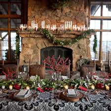 Christmas Dining Room Decorations - 1087 best christmas table decorations images on pinterest