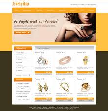 best jewelry shop online design psd 06 website template psd sale