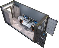 container amenage bureaux 20 pieds 5833160 png 500 401 pixels