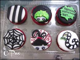 Halloween Baby Shower Cupcakes by 59 Best Party Beetlejuice Images On Pinterest Beetlejuice