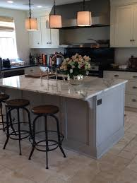 island in a kitchen color matching and painting a kitchen island in pelham manor ny
