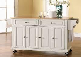 rolling kitchen island rolling kitchen island cart roselawnlutheran throughout white