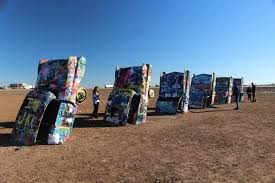 cadillac ranch carolina attractions archives car travel guide