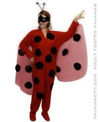 Halloween Costume Ladybug Diy Ladybug Halloween Costume Idea Footed Pajamas U2013 Pajama
