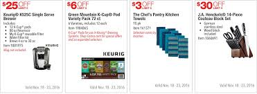 costco black friday sale costco pre black friday holiday sale november 18 u2013 23 2016