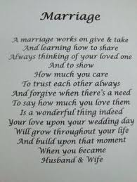wedding poems the elements of wedding vows and readings