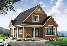 vacation home plans very small house waterfront hous hahnow