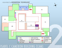 building maps university of houston