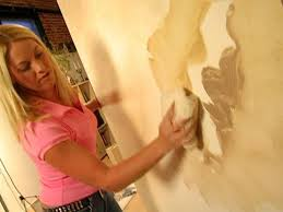 Best Way To Wash Walls by Decorative Paint Technique Color Washing A Wall How Tos Diy