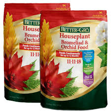 better gro 10 oz houseplant bromeliad and orchid food 2 pack