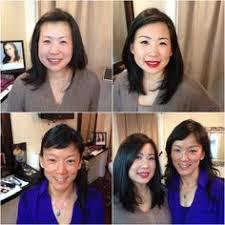 makeup classes bay area asian bridesmaid hair and makeup before after makeup