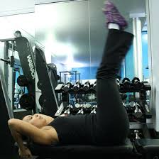 Fitness Gear Ab Bench Ab Exercises On A Weight Bench Popsugar Fitness