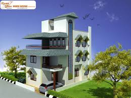 Triplex House Plans Apnaghar House Design Complete Architectural Solution Page 8