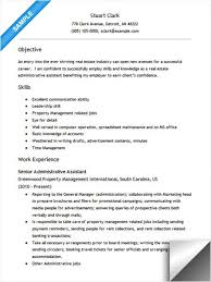 Real Estate Resumes Real Estate Administrative Assistant Resume Sample Gallery