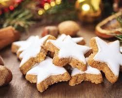 cuisine de a à z noel recette biscuits de noël à la cannelle