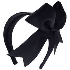 black bow headband hair beauty products 122537 susan large bow headband