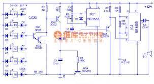 multi channel burglar alarm circuit diagram circuit diagram world