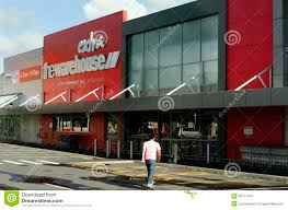 the warehouse nz discount store retailer editorial stock image