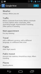 How To Change Google Maps Voice How To Setup Configure And Use Google Now Android Authority