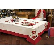 tablecloths table kitchen linens the home depot