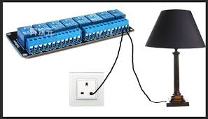 computer controlled light switch and touch screen buy with