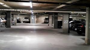 marici led tube light underground parking before u0026 after youtube