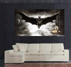 batman wall art roselawnlutheran batman wall art canvas printed pictures sellect size