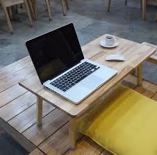 My Cozy Colors Laptop Desk Floor Low Table Wooden Folding Coffee Study Laptop Desk Japanese