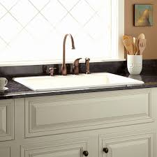undermount kitchen sink with faucet holes 50 awesome farm sink faucet images 50 photos i idea2014