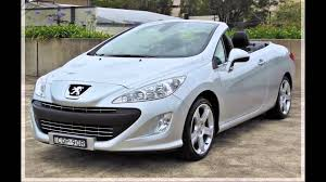 second hand peugeot for sale used peugeot 308cc convertible for sale in sydney youtube