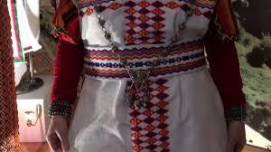 Robe De Maison Simple Festival National De L U0027habit Traditionnel Algérien La Robe Kabyle