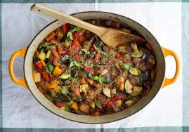 cuisine ratatouille rustic ratatouille a one pot summer meal paleo whole30