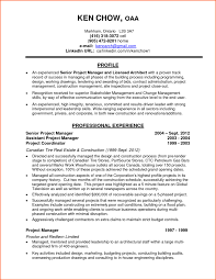 Production Manager Resume Sample Construction Manager Sample Resumehtml Project Manager Cover