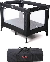 folding baby crib for travel