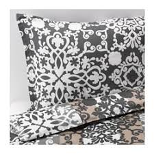 Duvet Covrs Prakttry Duvet Cover And Pillowcase S Gray White Beige Full