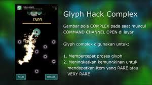 ingress hacked apk tutorial 4 glyph hack ingress