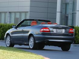 volvo convertible volvo c70 convertible 2004 picture 23 of 44