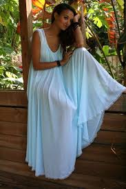 Blue Wedding Lingerie 61 Best Nighty Slips Panty Images On Pinterest Vintage Nightgown