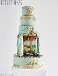 the world u0027s most amazing wedding cakes revealed daily mail online