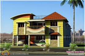 House Exterior Design India Pictures Home Balcony Design India Free Home Designs Photos