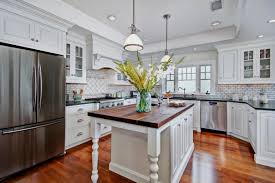 Kitchen Island Different Color Than Cabinets Custom Kitchen Island Custom Kitchen Island By Greg Pilotti
