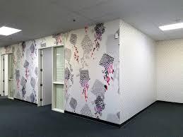 innovative digital print media spotlight presto tape canvastac canvastac gold office wall mural