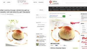 site de recette de cuisine plagiat de recettes les blogueurs se rebellent les gourmands 2 0