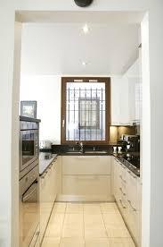 cuisine couloir agrandir une cuisine couloir inspiration cuisine le