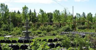 St Albert Botanical Gardens Rentals St Albert Botanic Park