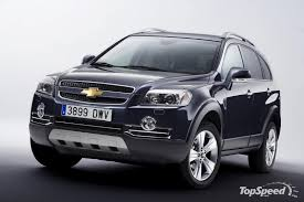 chevrolet captiva interior 2008 chevrolet captiva sport review top speed