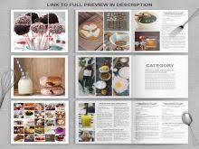 recipe book templates free free resume